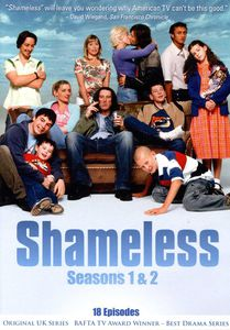 Shameless: Season 1 And 2 - Original UK Series