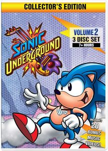 Sonic Underground: Volume 2