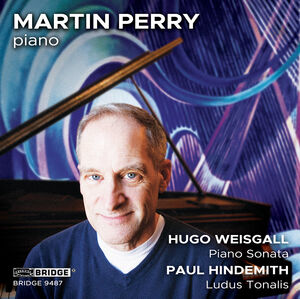 Title: Martin Perry performs Hindemith and Weisgall