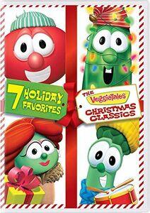 The Veggietales Christmas Classics Collection