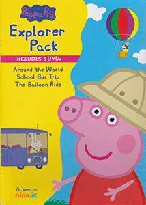 Peppa Pig: Explorer Pack