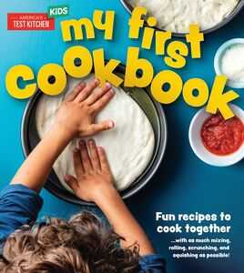 MY FIRST COOKBOOK FUN RECIPES TO COOK TOGETHER