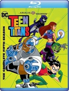 Teen Titans: The Complete Fifth Season