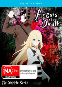 Angels Of Death: Complete Series [All-Region/ 1080p] [Import]