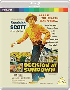 Decision at Sundown [Import]