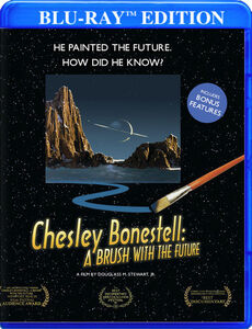 Chesley Bonestell: A Brush With The Future
