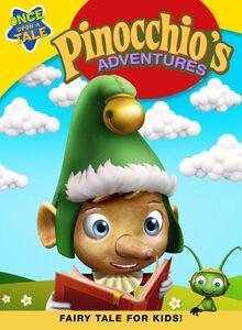 Pinocchio's Adventures: The Adventures of Pinocchio Part 1