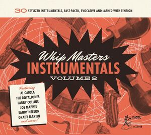 Whip Masters Instrumental 2 (Various Artists)
