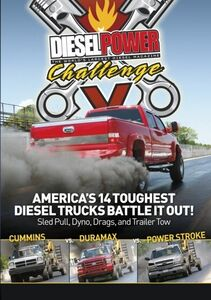 Diesel Power Challenge V