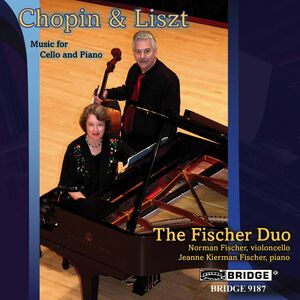 Music for Cello & Piano By Chopin & Liszt
