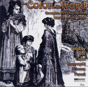 Color of the Word