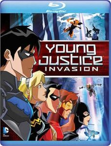 Young Justice: Invasion
