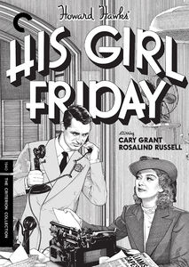 His Girl Friday (Criterion Collection)