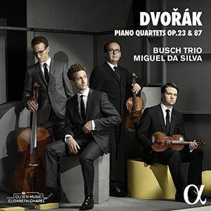 Piano Quartets 1 & 2