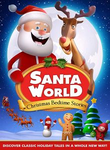 Santa World: Christmas Bedtime Stories