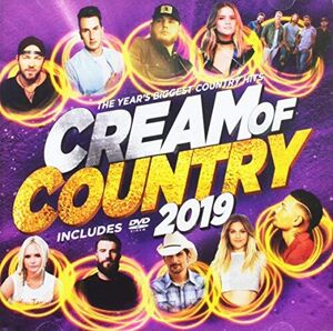 Cream Of Country 2019 /  Various [Import]
