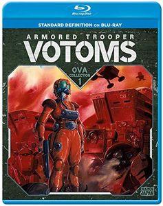 Armored Trooper Votoms Ova 1