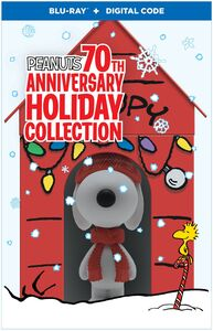 Peanuts 70th Anniversary Holiday Collection