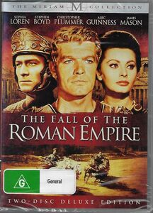 The Fall of the Roman Empire [Import]
