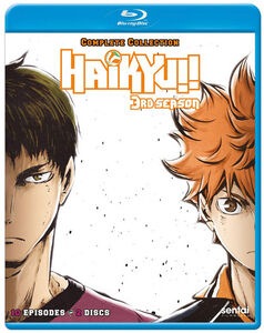 Haikyu: Season 3