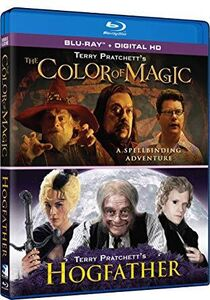 The Color of Magic /  Hogfather