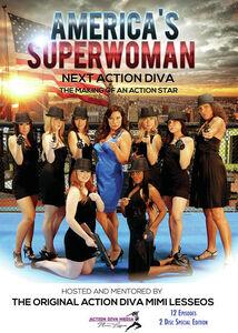 American Super Woman