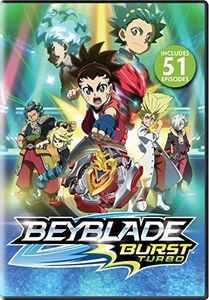 Beyblade Burst: Season 3