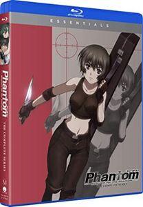 Phantom - Requiem For The Phantom: Complete Series