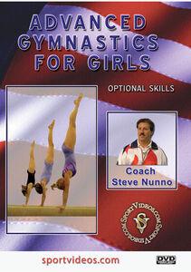 Advanced Gymnastics For Girls: Optional Skills