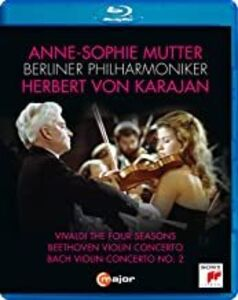 Anne-Sophie Mutter & Karajan