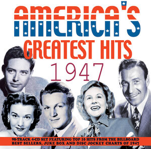 America's Greatest Hits 1947 (Various Artists)