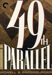 49th Parallel (aka The Invaders) (Criterion Collection)
