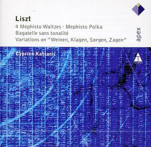 4 Mephisto Waltzes /  Bagatelle