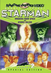 Starman: Volume 2: Invaders From Space /  Atomic Rulers