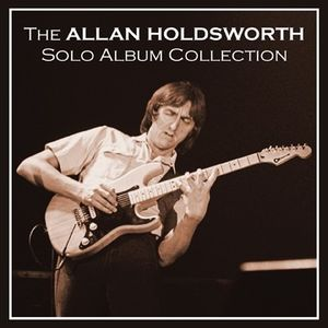 Allan Holdsworth Solo Album Collection