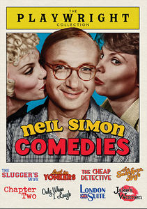 Neil Simon Comedies: The Playwright Collection