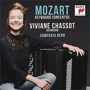Mozart: Piano Concertos 11 15 & 27 (Performed On Accordion)