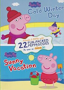 Peppa Pig: Cold Winter Day/ Sunny Vacation