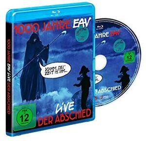 1000 Jahre Eav Live: Der Abschied [Import]