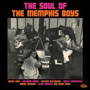Soul Of The Memphis Boys /  Various [Import]