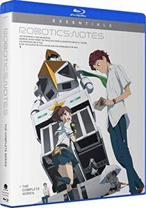 Robotics;Notes: The Complete Series