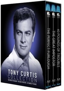 Tony Curtis Collection