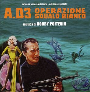 A.D.3 Operazione Squalo (Operation White Shark) (Original Soundtrack) [Import]