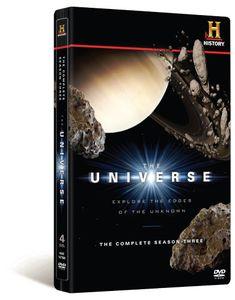 The Universe: The Complete Season Three