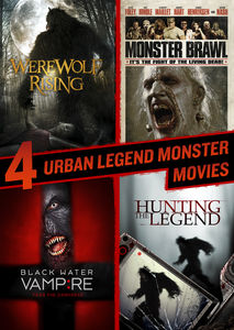 4 Urban Legend Monster Movies