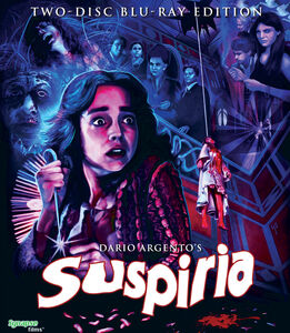 Suspiria (Two-Disc Blu-ray Edition)