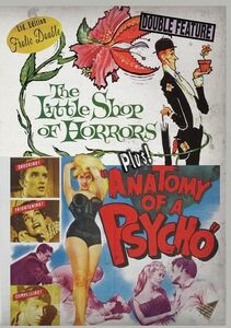 The Little Shop of Horrors /  Anatomy of a Psycho