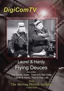 Laurel And Hardy in Flying Deuces