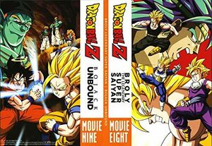 Draong Ball Z: Bojack Unbound And Broly The Legendary Super Saiyan