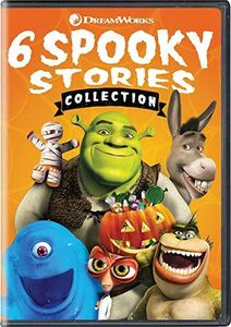 DreamWorks 6 Spooky Stories Collection